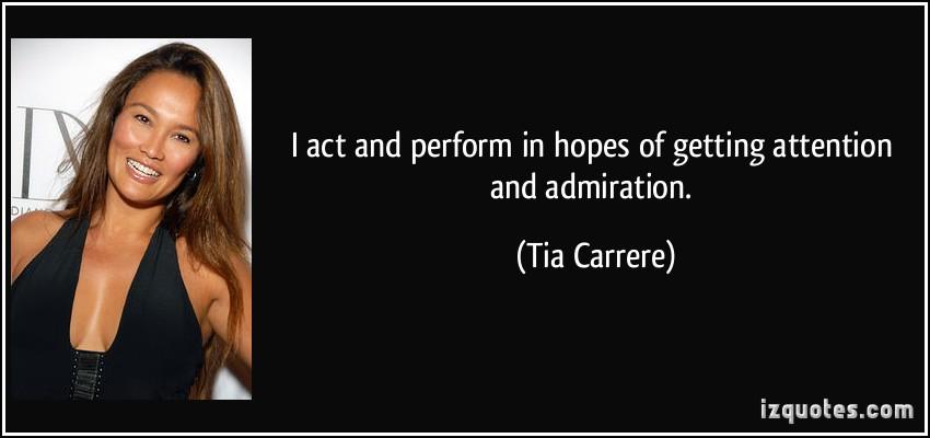 Tia Carrere's quote #1