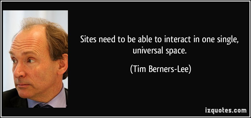 Tim Berners-Lee's quote #5