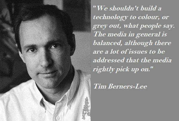Tim Berners-Lee's quote #2
