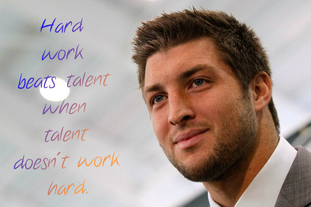 Tim Tebow's quote #3