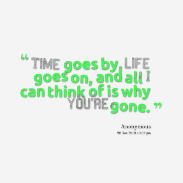Famous Quotes About Time Goes By Sualci Quotes