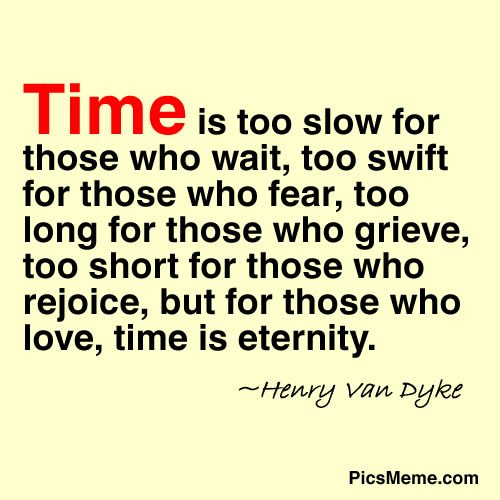 Time quote #8