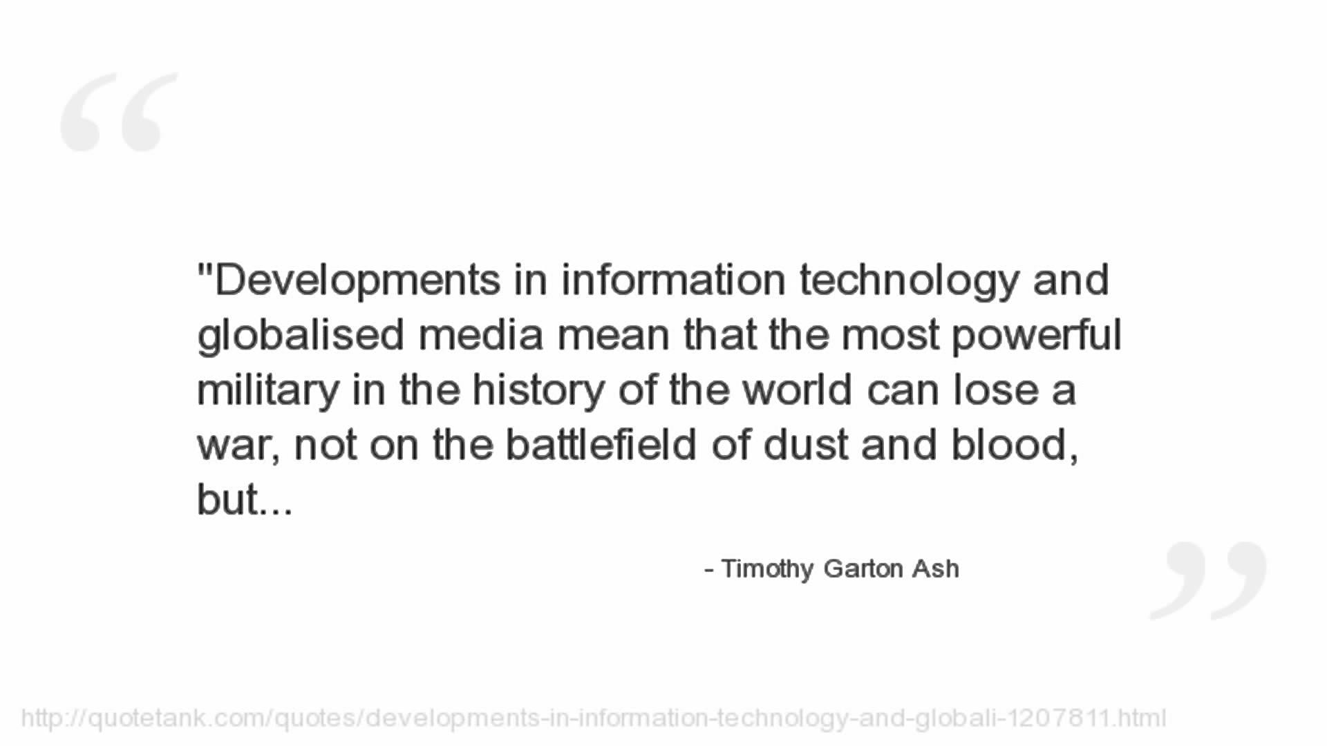 Timothy Garton Ash's quote #2