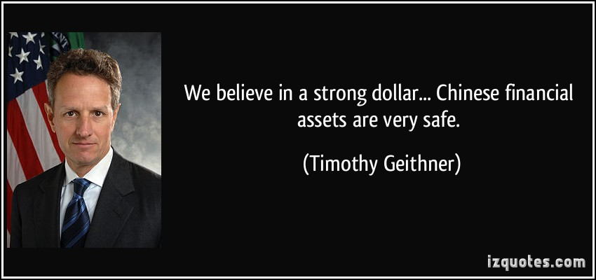 Timothy Geithner's quote #5