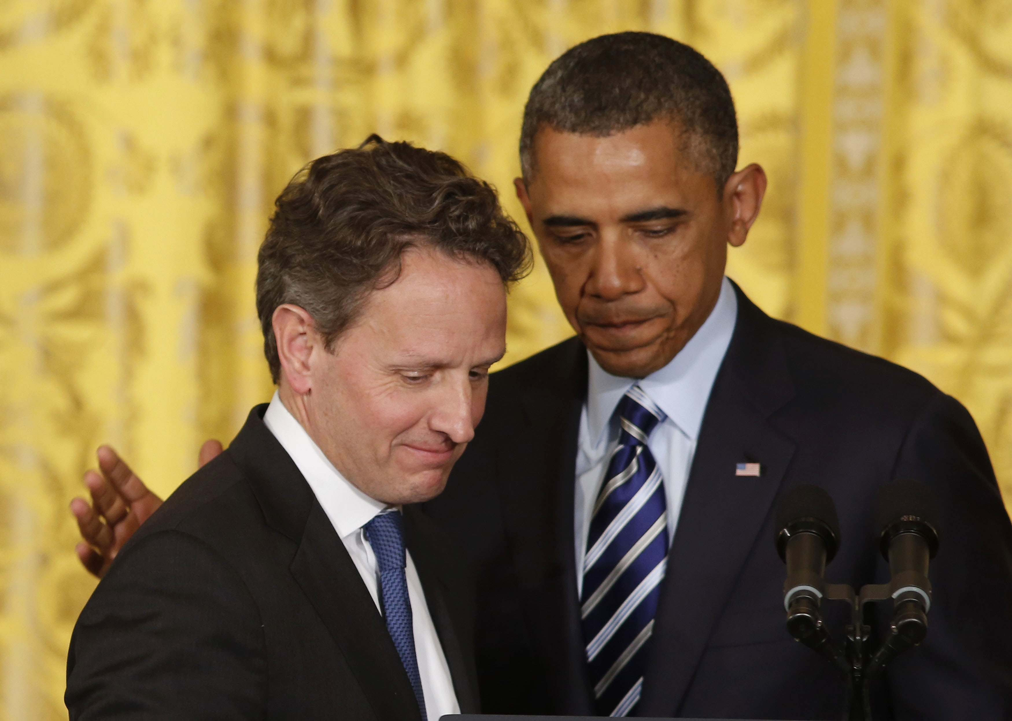 Timothy Geithner's quote #6