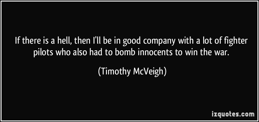 Timothy McVeigh's quote #3