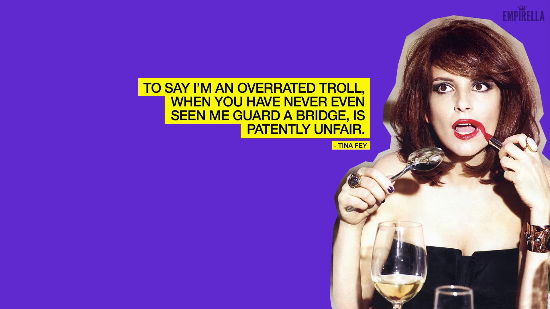 Tina Fey's quote #4