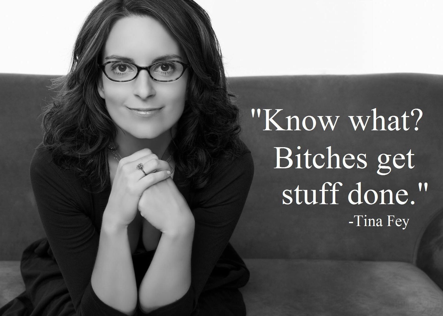 Tina Fey's quote #2