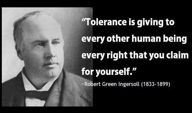 Tolerance quote #2