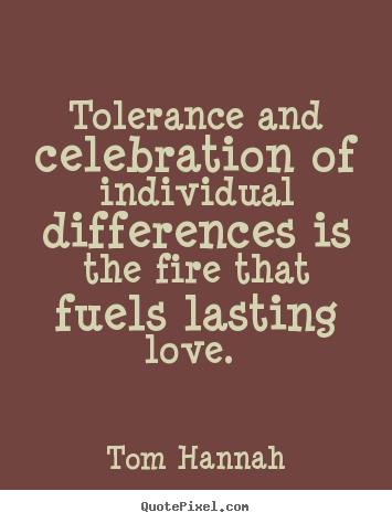 Tolerance quote #7