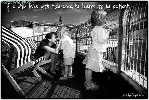 Tolerance quote #1
