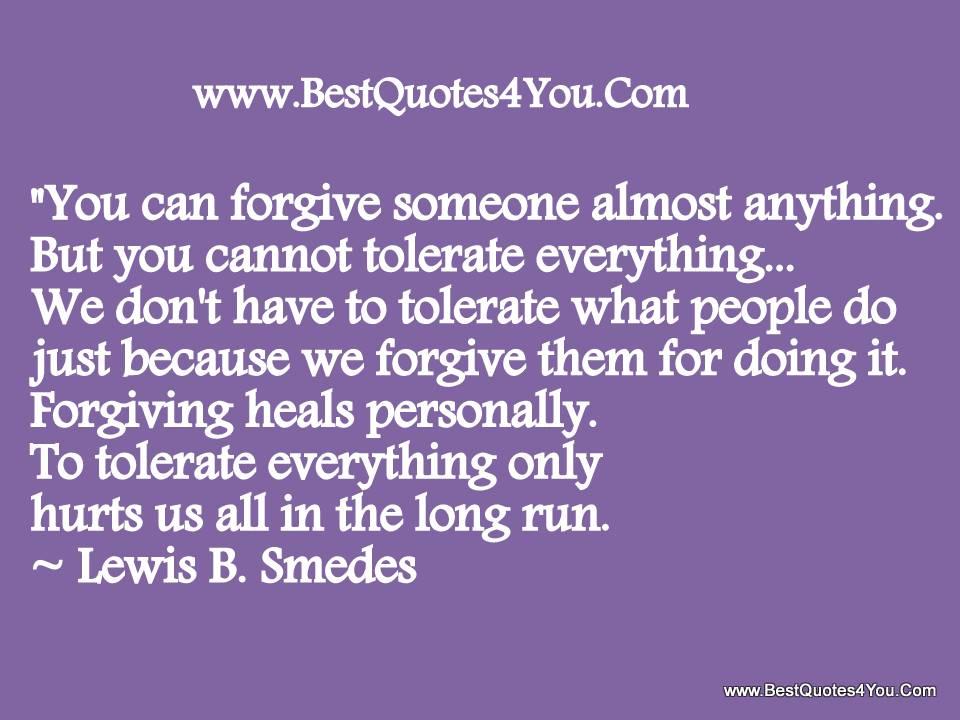 Tolerate quote #4