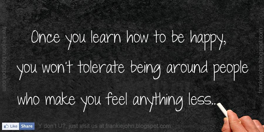 Tolerate quote #2