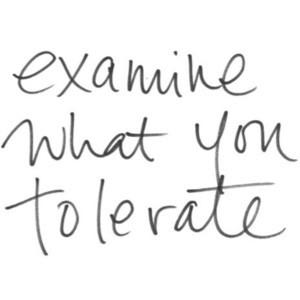 Tolerate quote #6