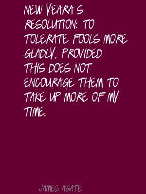 Tolerate quote #5