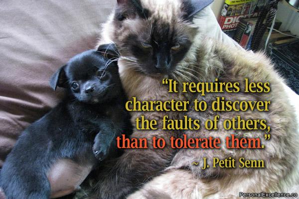 Tolerate quote #1