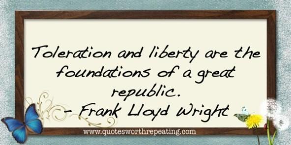 Toleration quote #2