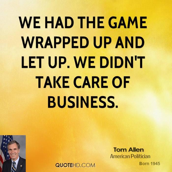Tom Allen's quote #8