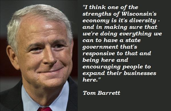 Tom Barrett's quote #4