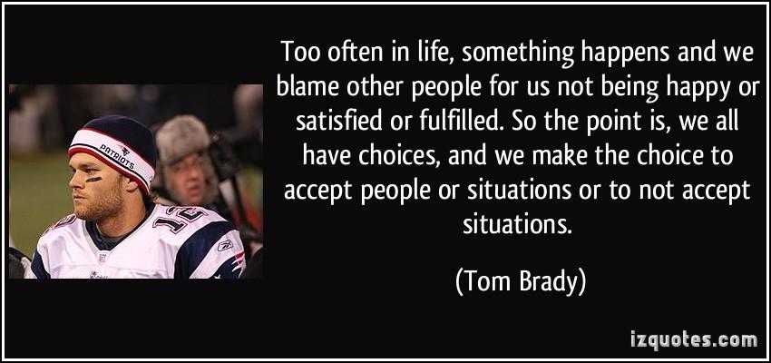 Tom Brady's quote #3