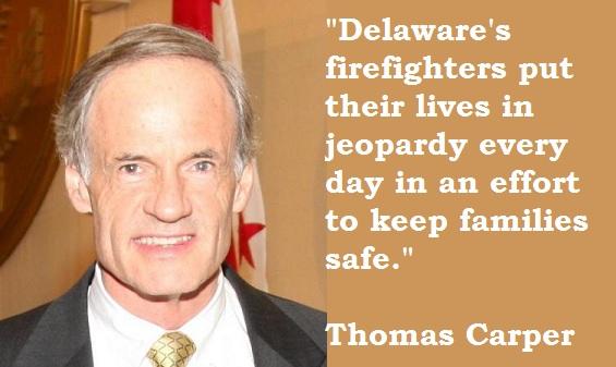 Tom Carper's quote #2