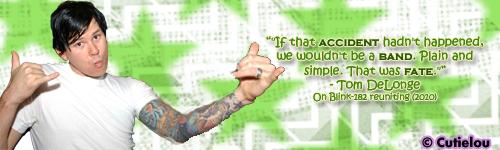 Tom DeLonge's quote #3