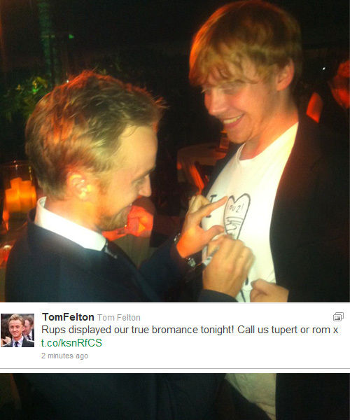 Tom Felton's quote #6