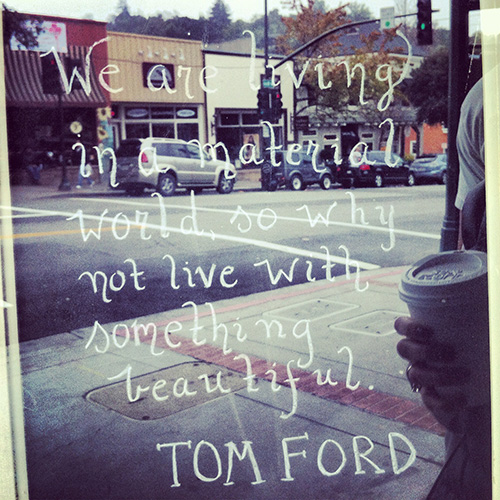 Tom Ford's quote #7