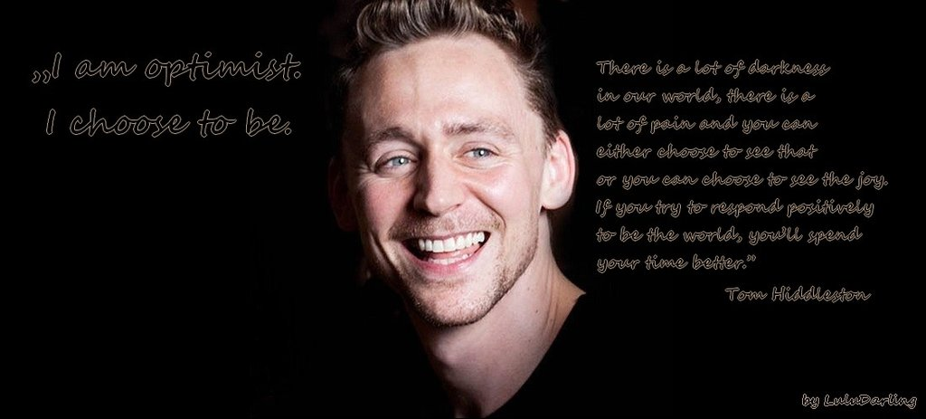 Tom Hiddleston's quote #2