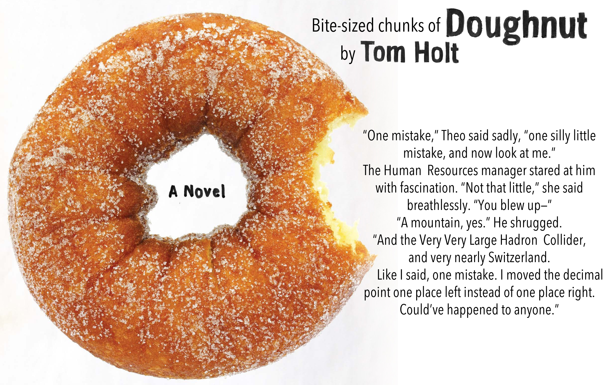 Tom Holt's quote #4
