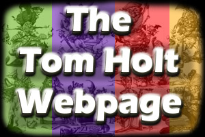 Tom Holt's quote #2