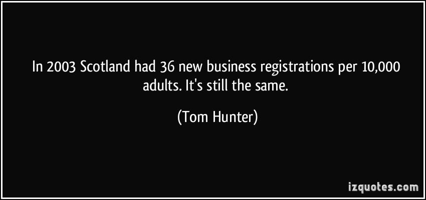 Tom Hunter's quote #3