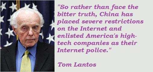 Tom Lantos's quote #5