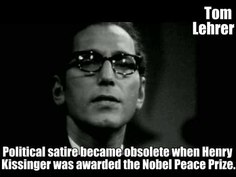 Tom Lehrer's quote #3