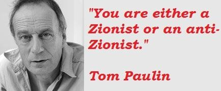 Tom Paulin's quote #4