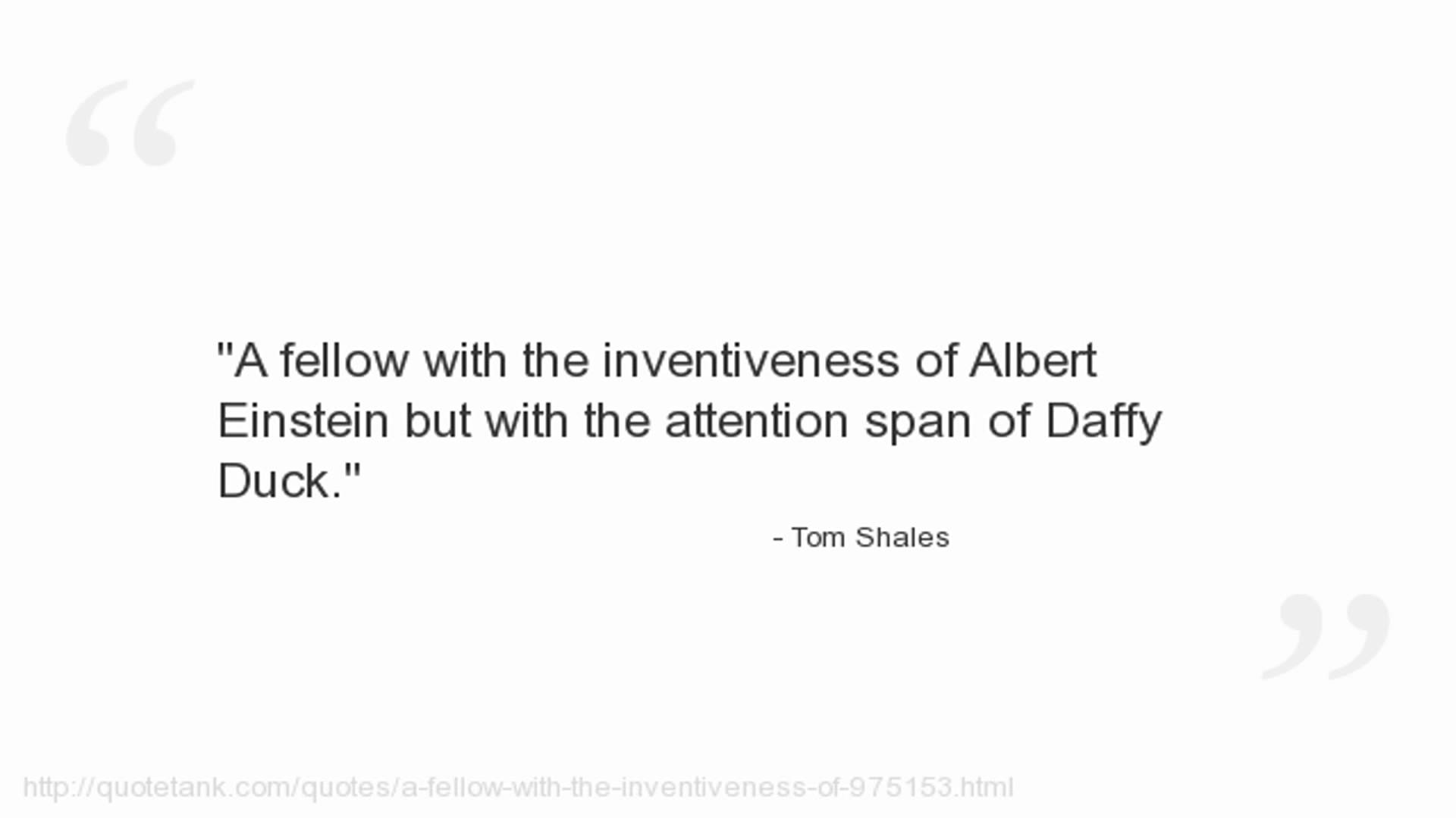 Tom Shales's quote #5