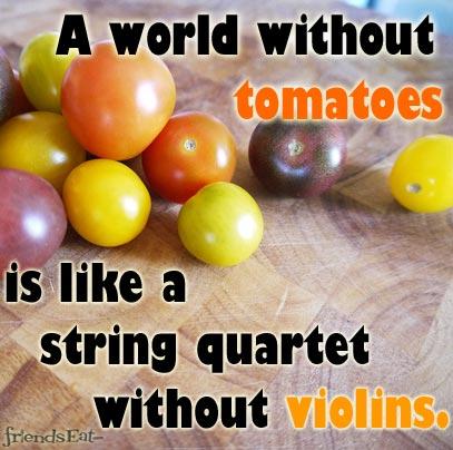 Tomatoes quote #1