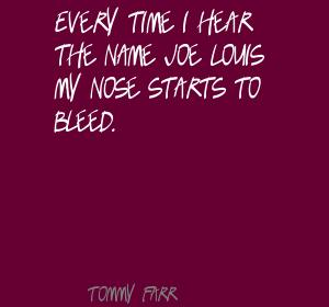 Tommy Farr's quote #1