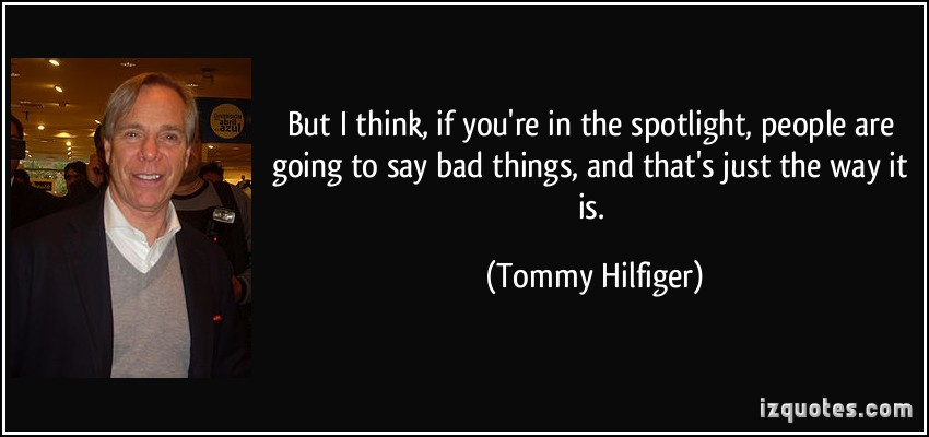 Tommy Hilfiger's quote #6