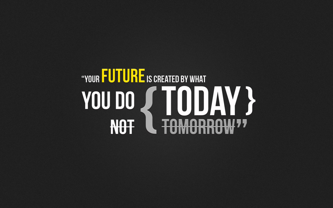 Tomorrow quote #4