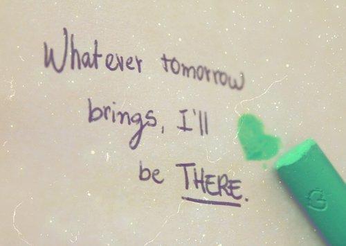 Tomorrow quote #6