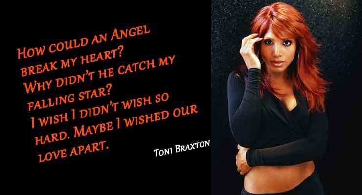 Toni Braxton's quote #8