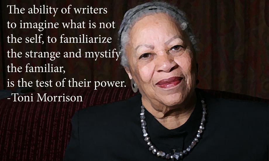 Toni Morrison's quote #5