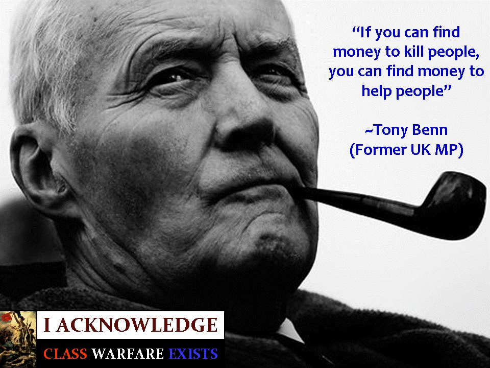 Tony Benn's quote #1
