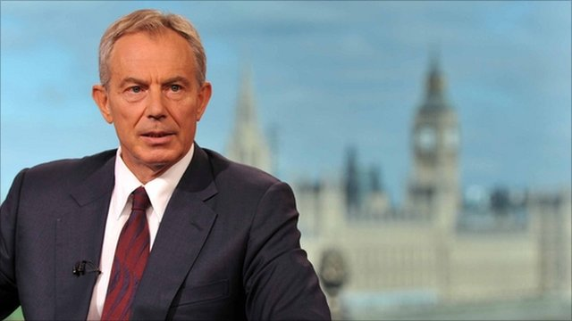 Tony Blair quote #1