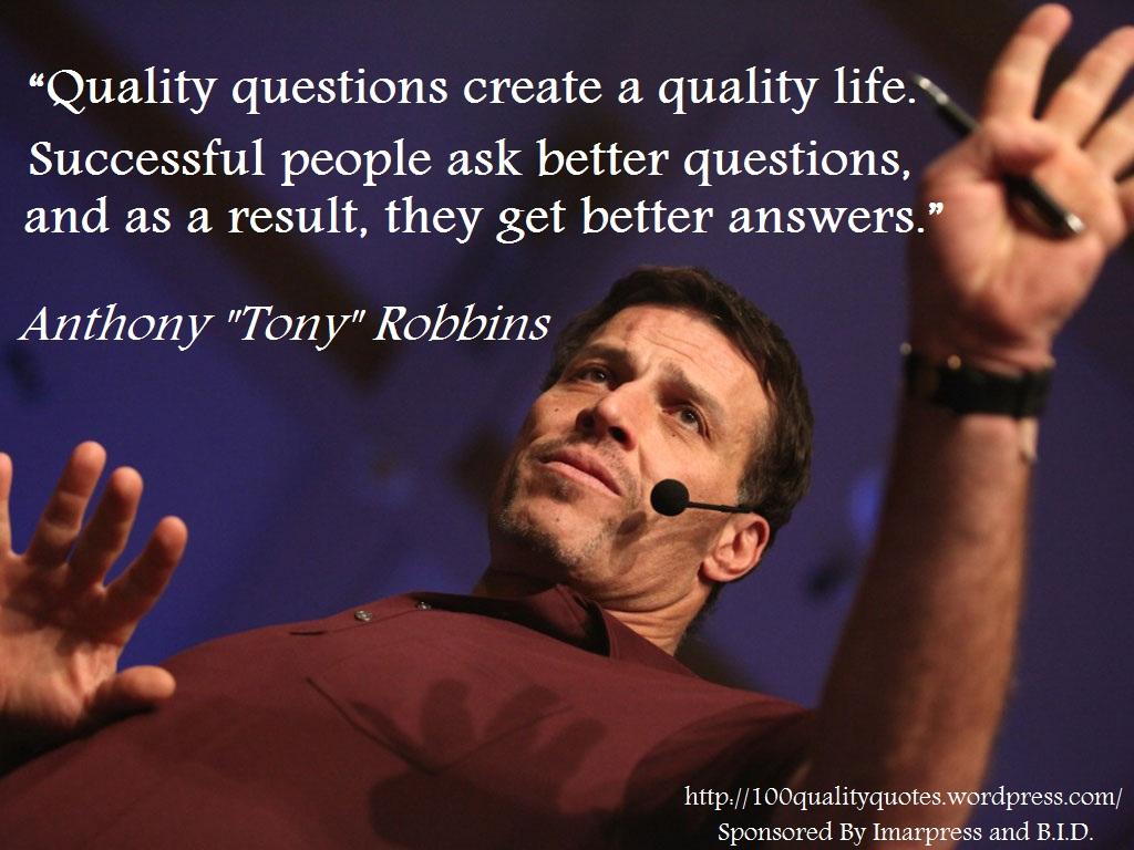 Tony Robbins's quote #1