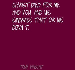 Tony Vincent's quote #5