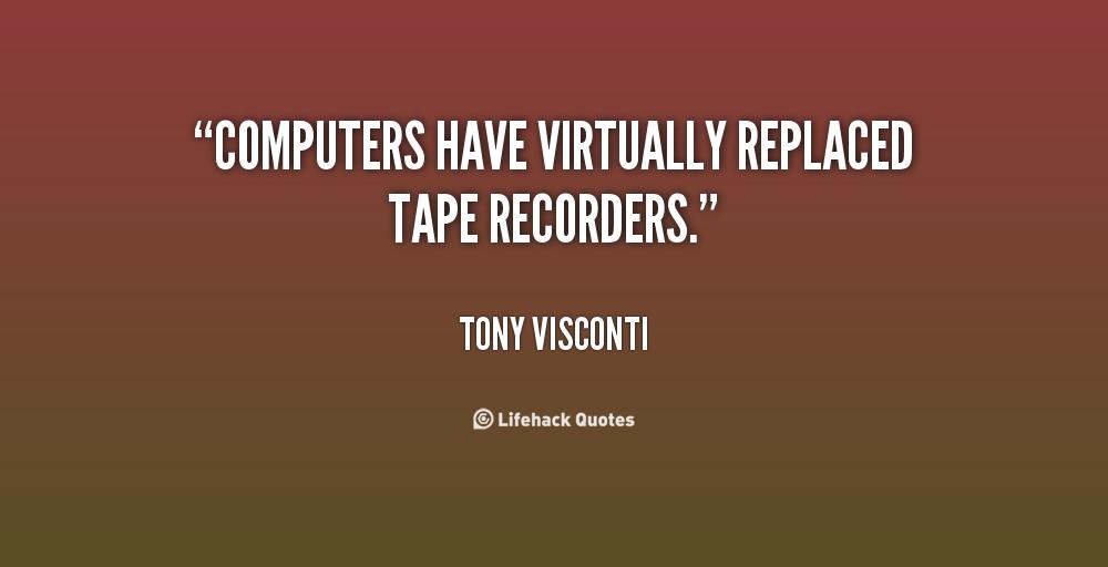 Tony Visconti's quote #3