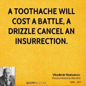 Toothache quote #1