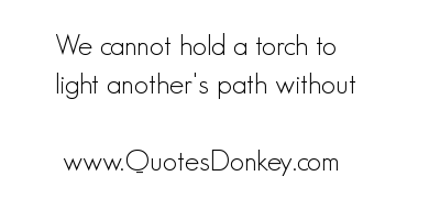 Torch quote #3
